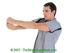 Rotating Wrist Stretch