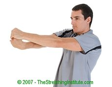 Rotating Wrist Stretch