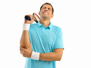 Golfers Tennis Elbow