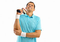 Benefits of acupuncture for tennis elbow