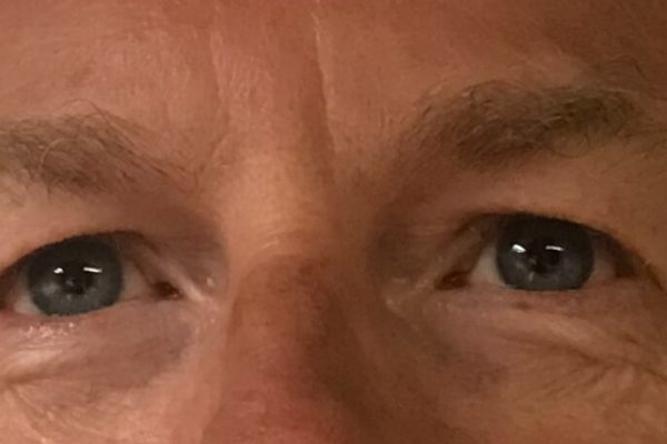 Brian eyes after